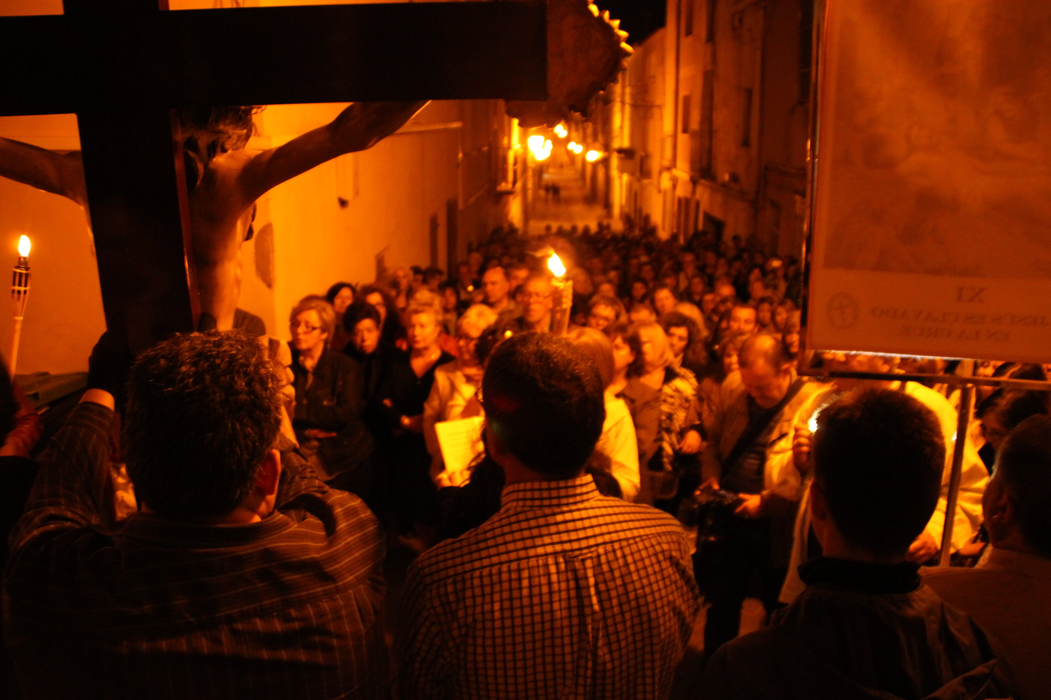 (2014-04-01) -  V Vía Crucis nocturno - Javier Romero Ripoll (146)