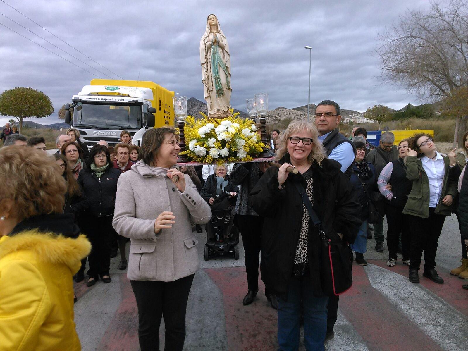 (2016-02-13) - Inauguración Virgen de Lourdes, La molineta - miguel Angel Miralles Cano (03)