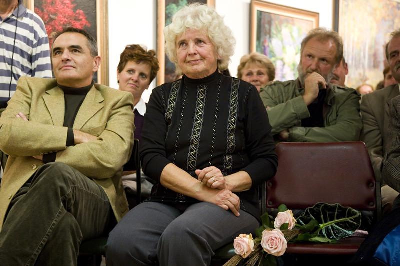 2008 Razstava Jože Napotnik - foto Uroš Zagožen