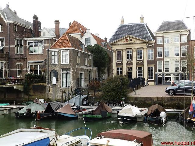 2016-03-23 stads en landtocht  Dordrecht            24.3 Km  (58)