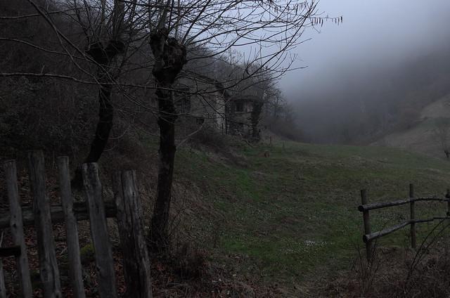 Erve - rudere in località Gnètt