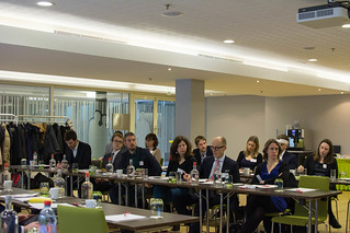 Participants at the 'Intermediary Liability' Round Table   by OpenForum Europe
