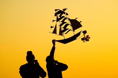 park new sunset kite haven rock sailboat boat connecticut ct east sail newhaven kiting eastrock eastrockpark kenko14x nikon18135mmf3556g nikond7000 kenkotelepluspro300dgx14x