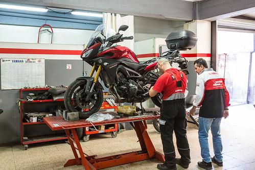 Yamaha Werkstatt-