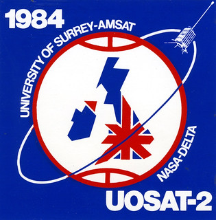 University of Surrey   UoSAT-2   OSCAR-11   1984