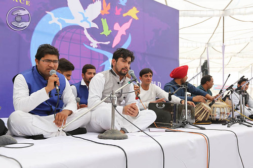 Devotional song by Lucky and Saathi from Jammu