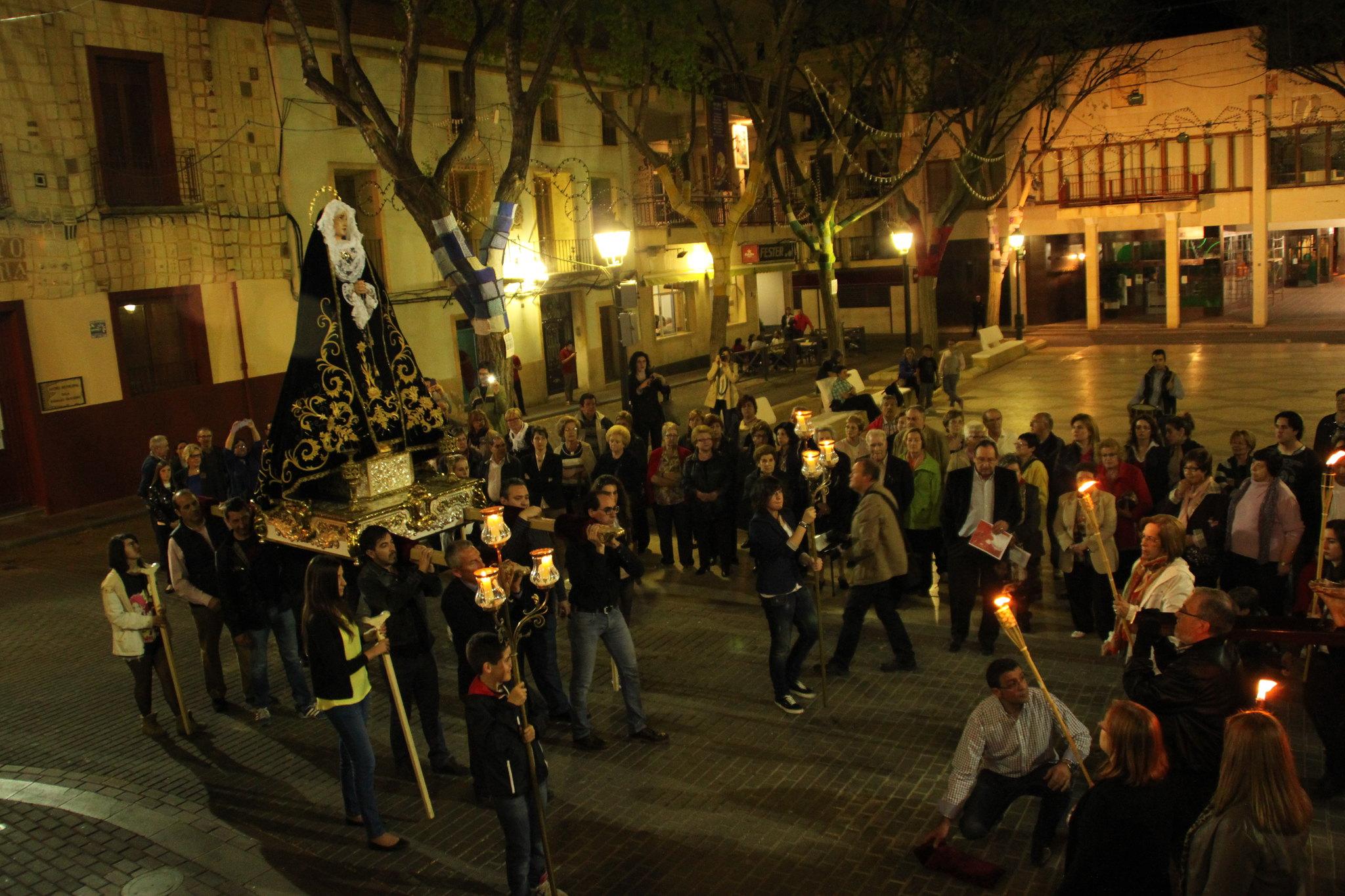 (2014-04-01) -  V Vía Crucis nocturno - Javier Romero Ripoll (54)