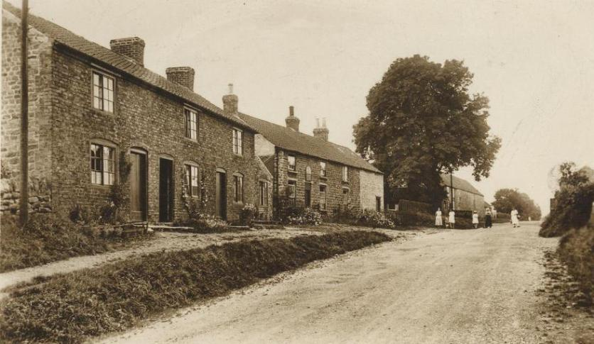 Burythorpe 1920 (archive ref PO-1-28-2)