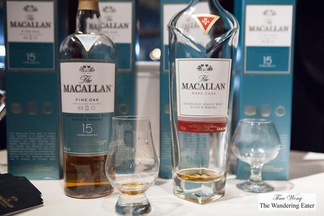 The Macallan 15-Year & Rare Cask