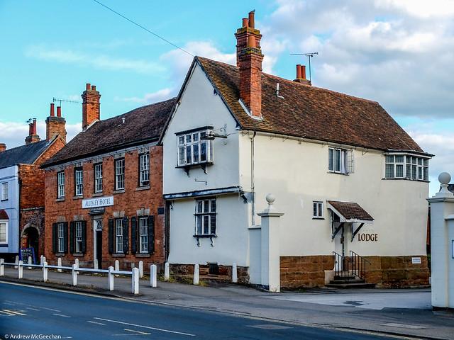 79 Birmingham Road Coventry (16th Century)