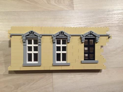 18th century palace windows WIP