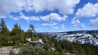 Scenic view in the Sierra Nevada. | by Chad M. Lane