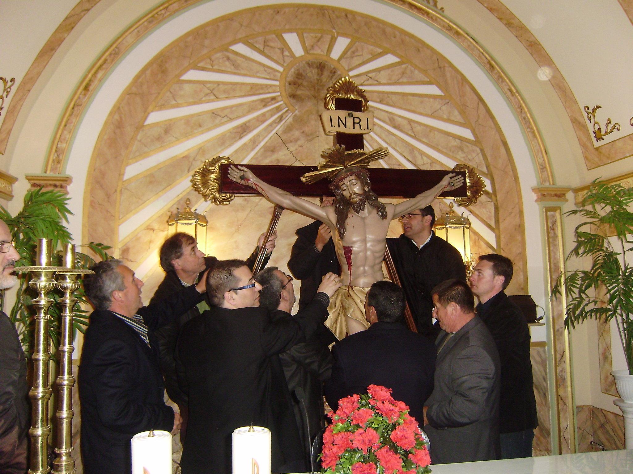 (2010-03-26) - I Vía Crucis nocturno - Javier Romero Ripoll - (26)