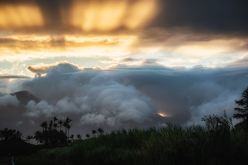 travel sunset sky usa cloud clouds hawaii us outdoor maui nik hdr paia nikviveza2 nikond750 afsnikkor7020028vrii