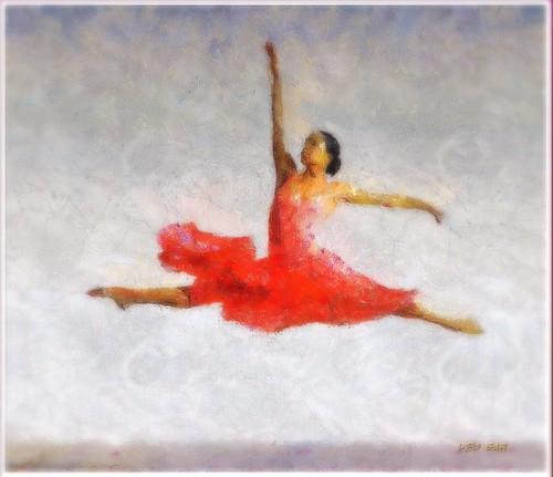 Leap of joy - Grand jeté | by Leo Bar - Pix In Motion