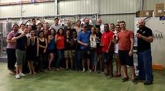 Pasteur Street Brewing Company Tour