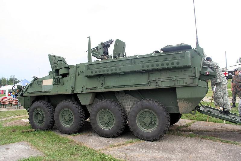Stryker ICV 4