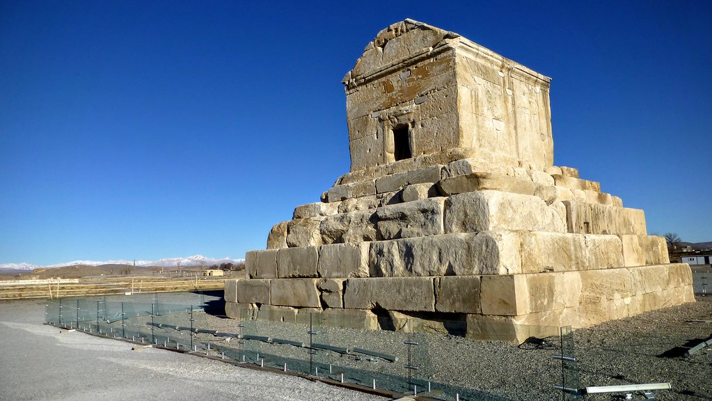 Image result for Pasargadae