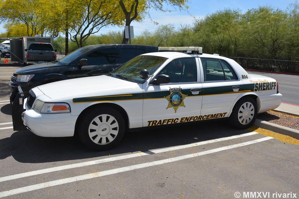 Pima County Sheriffs Department - Keshowazo