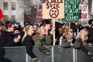Protest | by The Reykjavík Grapevine