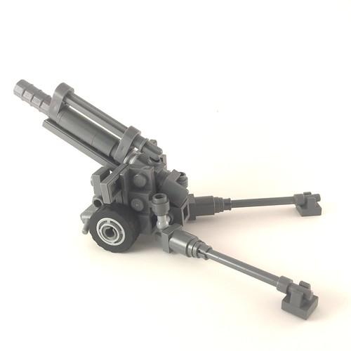 US 105mm Howitzer - 02