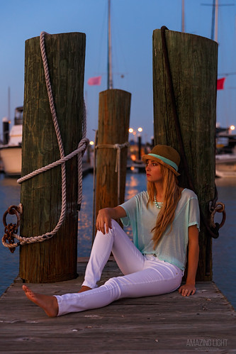 blue sunset sea sky people woman green beautiful hat fashion sailboat marina reflections evening bay pier boat wooden dock model sitting texas unitedstates outdoor corpuschristi shore sit vehicle bluehour goldenhour nuecescounty corpuschristimarina tristinalindsey