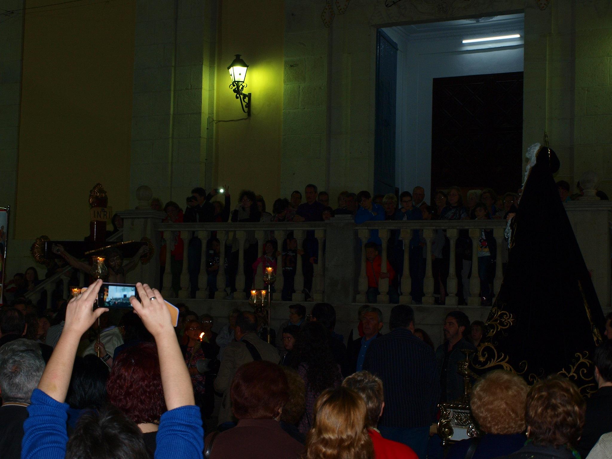 (2014-04-01) - V Vía Crucis nocturno - Paloma Romero Torralba (22)
