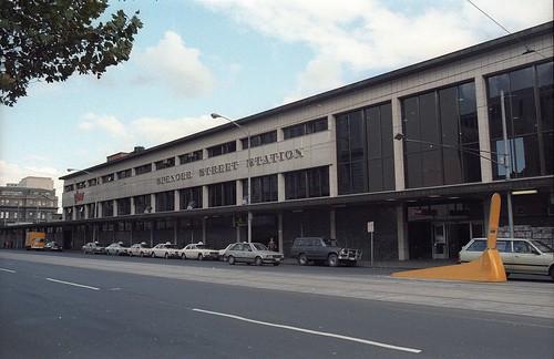 Melbourne Spencer St 045-315 CAD sheet 03 11