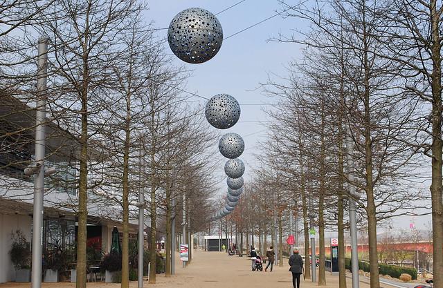 Queen Elizabeth Olympic Park - London