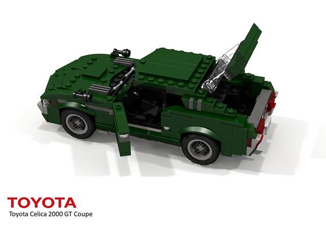 Toyota Celica [A20] 2000 GT Liftback - 1973