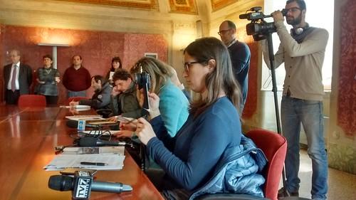 Padova: conferenza stampa del 5° Appuntamento Mondiale Giovani della Pace
