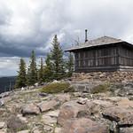 Lookout on Observation Peak