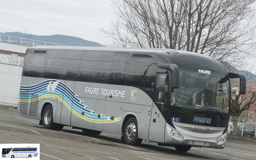 Iveco magelys - Faure Tourisme | by amather3807