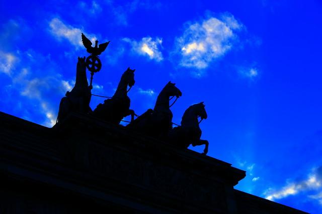 Portão de Brandemburgo - 001