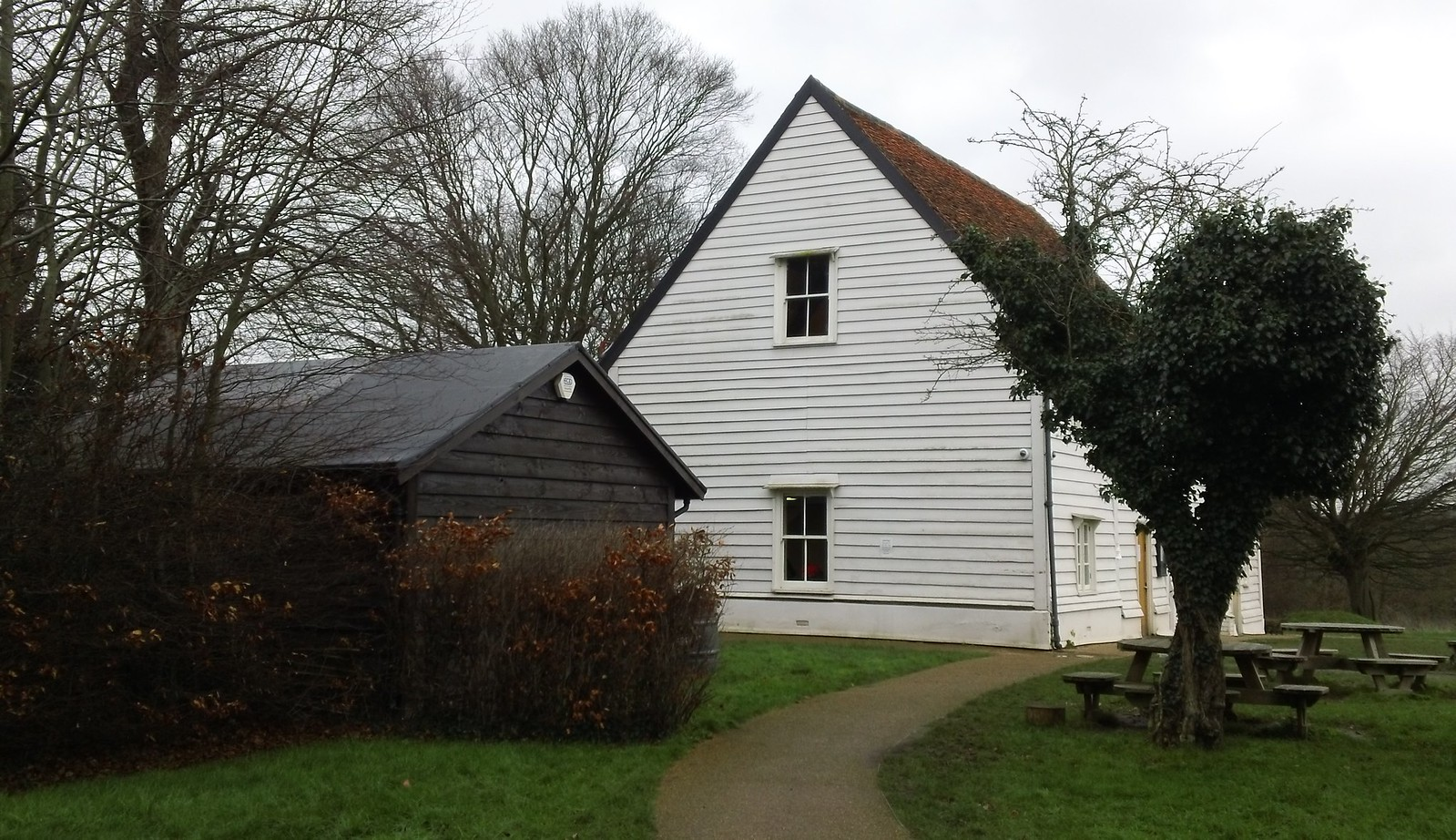 Butler's Retreat near Epping Forest