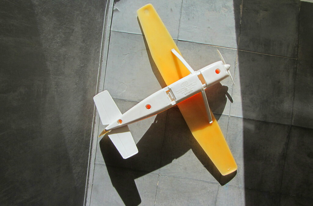 Toy Amphibious Cessna Plane By (PP) Processed Plastic Comp