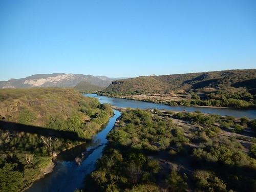 El Chepe - rivier