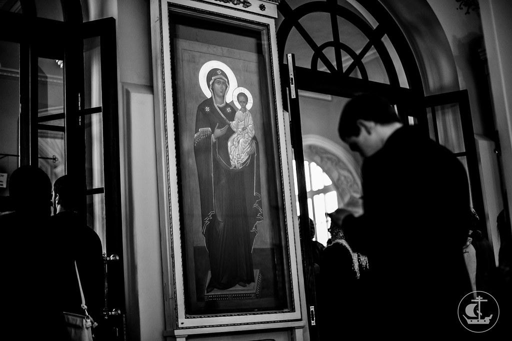 19 марта 2016, Всенощное накануне Недели Торжества Православия / 19 March 2016, Vigil on the eve of the Sunday of the triumph of Orthodoxy