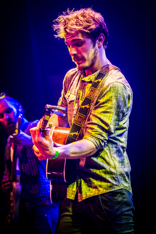 Glenn Claes @ Little Waves festival 2016 (© Timmy Haubrechts)