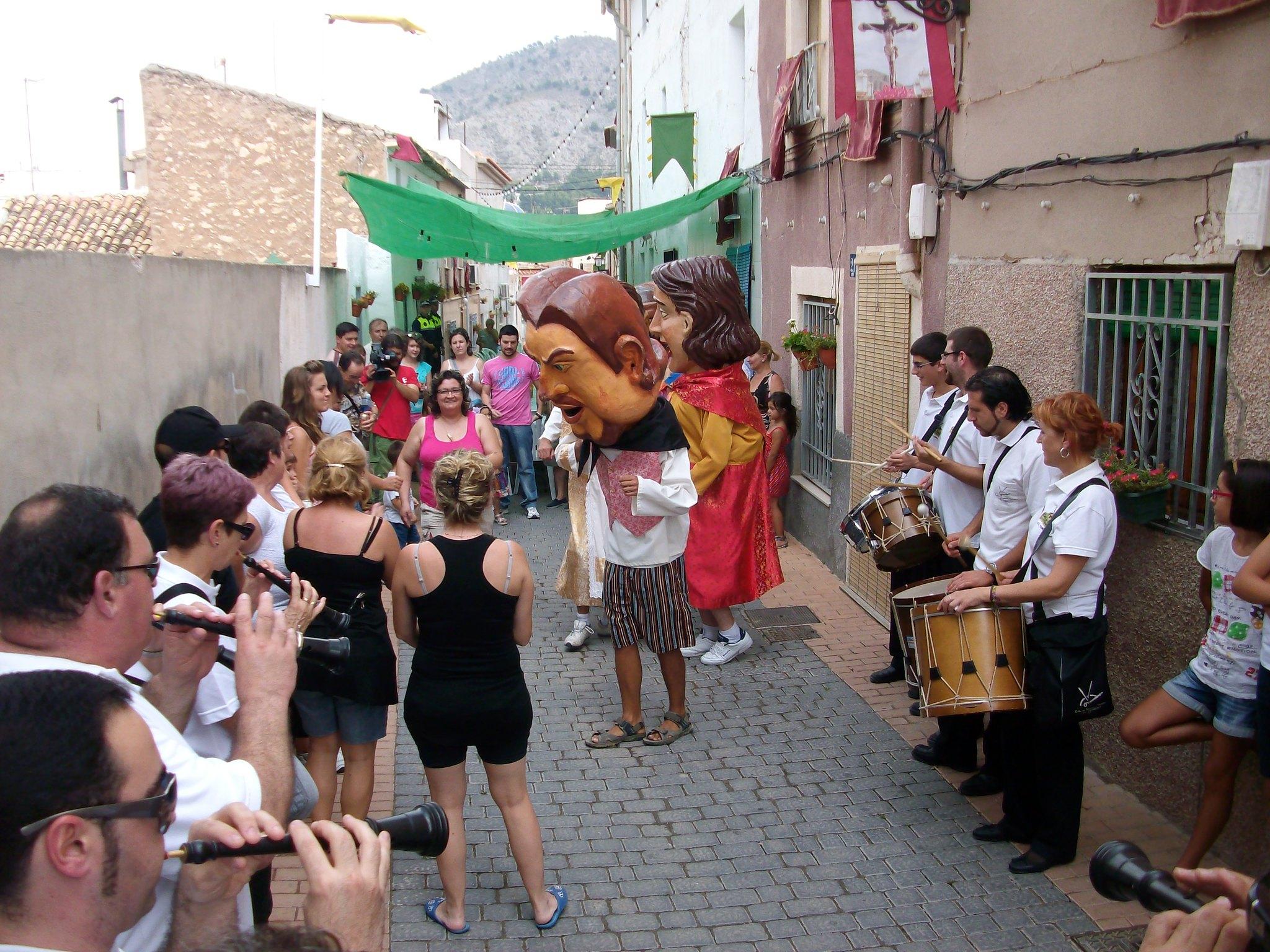 (2011-07-03) - Pasacalle Gent de Nanos -  José Vicente Romero Ripoll (40)