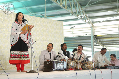 Devotional song by Meera Samtani from USA