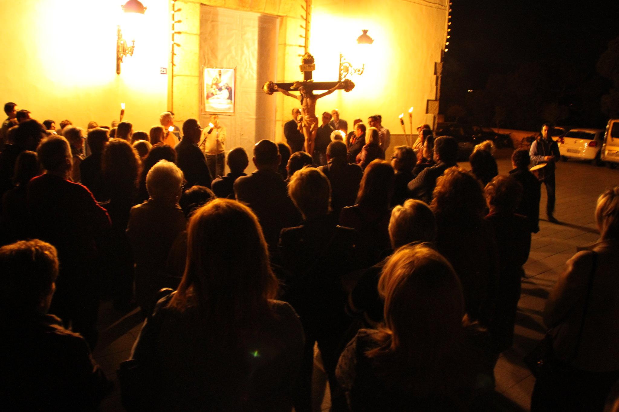 (2014-04-01) -  V Vía Crucis nocturno - Javier Romero Ripoll (160)