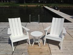 MADirondacks Dock Scene