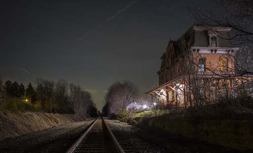 park county new old light house station skyline night train canon project dark landscape lights high mixed community long exposure outdoor room perspective tracks nj rail railway days historic line mercer iso use tuesday princeton end jersey 365 middle hopewell nocturne freight begin 115 distant tues unused darnkess functioning 8316 3816 365115 march82016