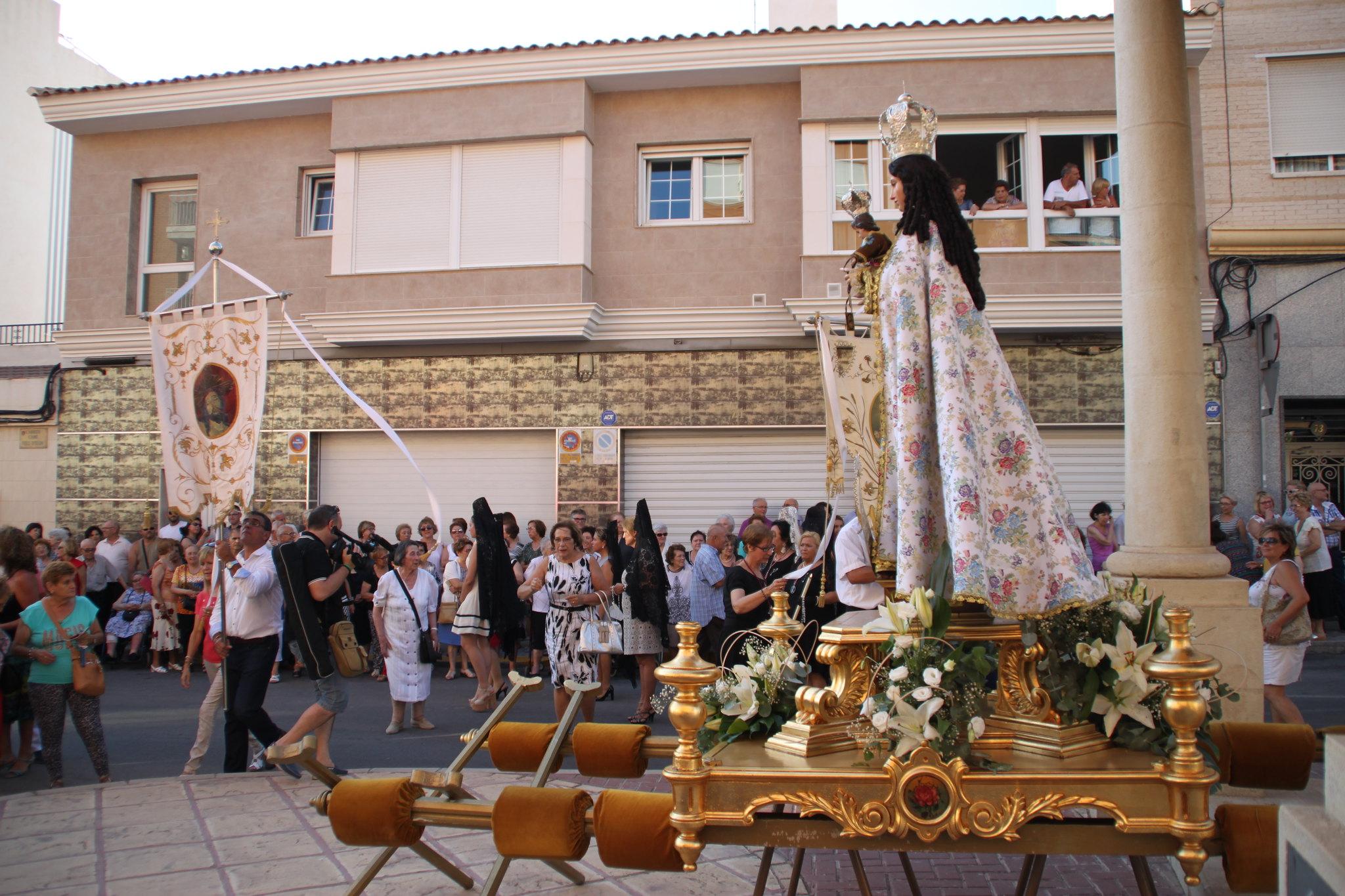 (2015-07-12) - Virgen del Carmen, parroquia La Santa Cruz - Javier Romero Ripoll (45)