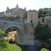 Toledo od mostu Alcántara, foto: Petr Nejedlý