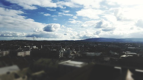 city ireland sky dublin clouds cityscape guiness gravitybar guinnessfactory guinessstorehouse samsunggalaxys6