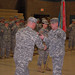 141st MEB Change of Responsibility
