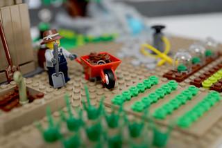 lego little garden - atana studio | by Anthony SÉJOURNÉ