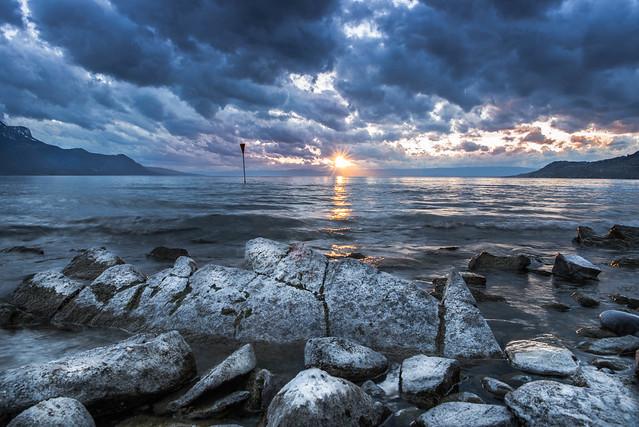 La Tour de Peilz, Lac Léman